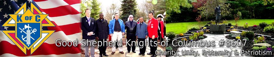 Good Shepherd Knights of Columbus #8607