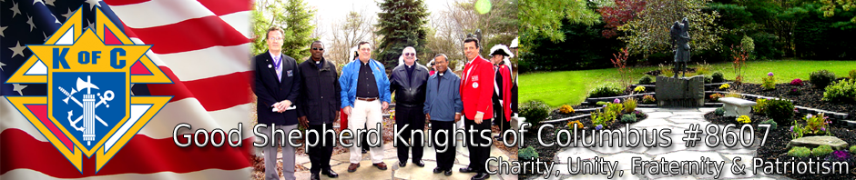 Good Shepherd Knights of Columbus #8607